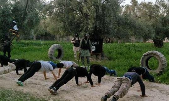 آماده شدن داعش برای حمله به شهر دمشق