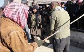 مجازات داعش برای فوتبالیست های عراق