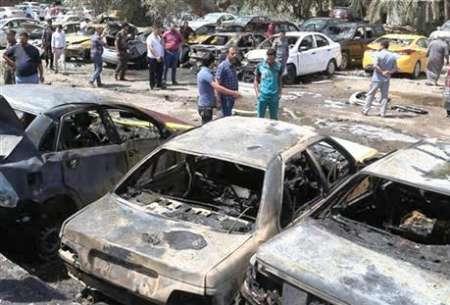 حملات تروریستی در بغداد و حومه