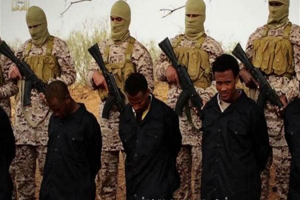 اعدام 28 تبعه اتیوپی در لیبی توسط داعش
