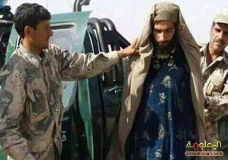 تلاش برای نفوذ به بغداد با لباس زنانه