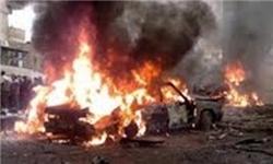 انفجار خودرو بمبگذاری شده «داعش» در مقر کُردها