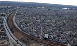 تخریب دیوار تاریخی اطراف شهر «رقه»