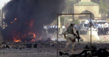 انفجار دانشکده معارف عراق در شهر الرمادی
