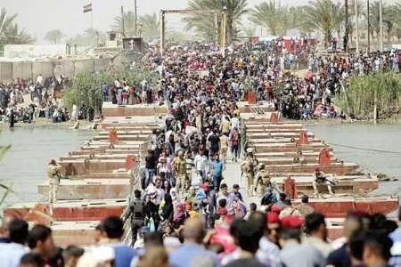ورود مخفیانه داعشی ها به بغداد