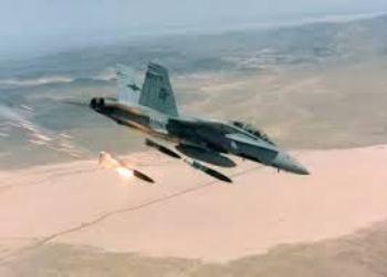 مواضع داعش در شرق لیبی بمباران شد