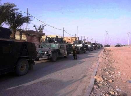 شورش در زندان استان دیاله عراق