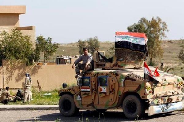 هلاکت 65 عضو داعش در شهر تکریت