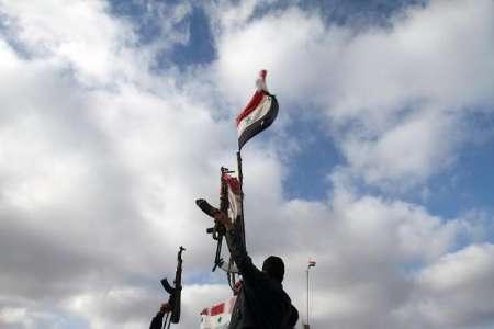 درهم کوبیدن تهاجم داعشی ها در استان حمص