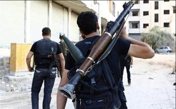 شهر «سخنه» سوریه به اشغال داعش درآمد