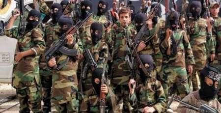 اعدام 15 داعشی برای تمرین!