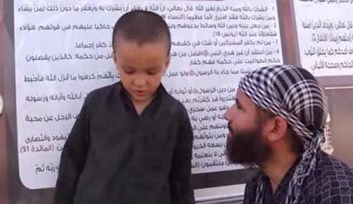 جذب اجباری دانش آموزان از سوی داعش