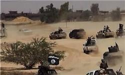 عقب نشینی داعش از شهر «تدمر»