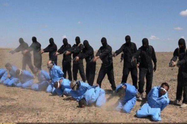 اعدام 20 غیرنظامی سوری توسط داعش