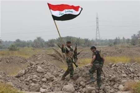 آزادسازی حومه شرقی الرمادی از چنگ داعش