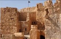 ادعای داعش مبنی بر تصرف قلعه تاریخی تدمر