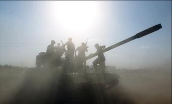 آغاز عملیات «لبیک یا حسین» برای آزادسازی الانبار