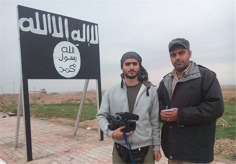 هلاکت فیلمبردار فیلم های مستند داعش