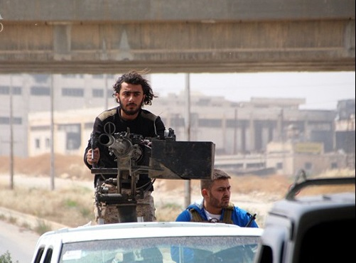 سقوط غیرعادی آخرین شهر استان ادلب+ تصاویر