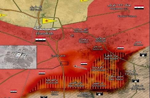 داعش به دنبال اشغال شهر «حسکه»