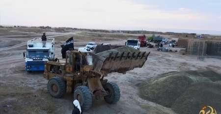 داعش سراغ کشاورزان سوریه رفت