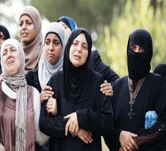 عقد اجباری 100 زن فلوجه ای با تروریست ها
