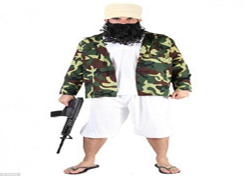 فروش لباسهای داعش در استرالیا