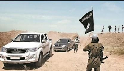 دختر سخنگو به داعش پیوست