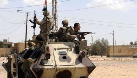 هلاکت 100 عضو داعش در سینا