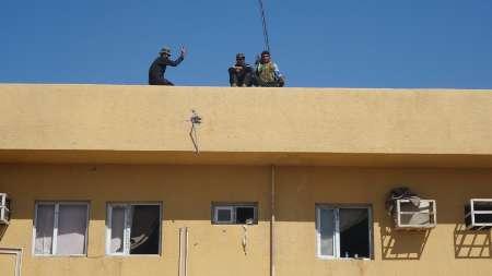 رادیوگوش کنید و از مقرهای داعش فاصله بگیرید