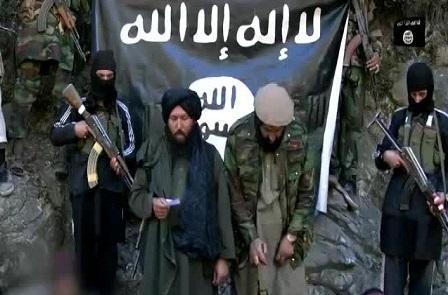 درگیری داعش و طالبان در «نازیان»
