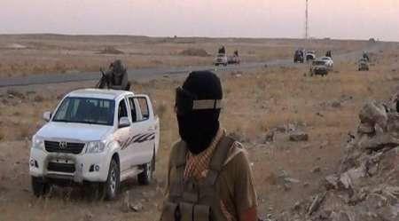 داعش 40 نیروی فراری خود را بازداشت کرد
