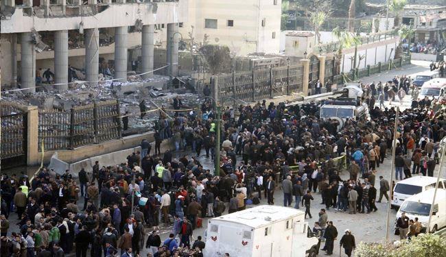 داعش مسئولیت انفجار قاهره را برعهده گرفت