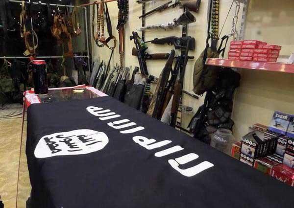 اقدام وحشیانه داعش