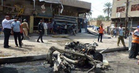 هلاکت 20 تروریست داعش در شهر بعقوبه