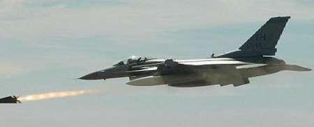 بمباران مواضع داعش در لیبی