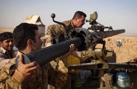 محاصره تروریست های داعش در حسکه