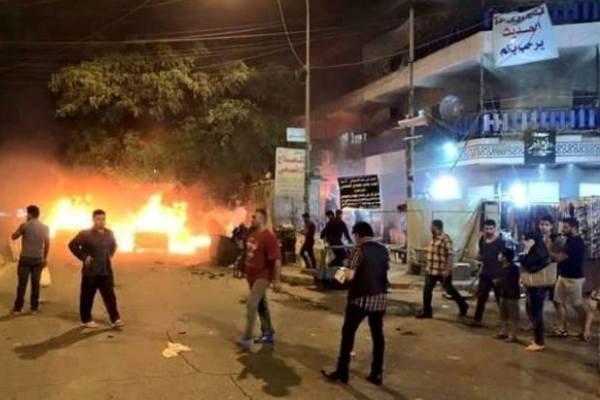 وقوع انفجار تروریستی در شمال بغداد