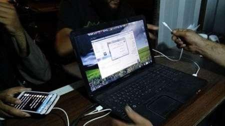 داعش اینترنت خانه های شهر الرقه را قطع کرد