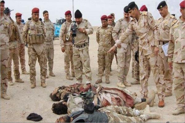 هلاکت 67 عنصر تکفیری داعش