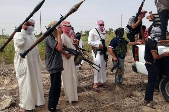 تروریستها در موصل به جان هم افتادند
