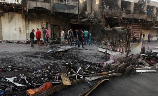 چهارشنبه خونین بغداد با 145 کشته و زخمی