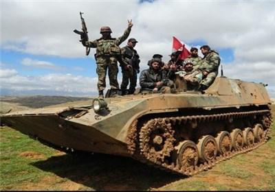 پیشروی ارتش سوریه در الحسکه