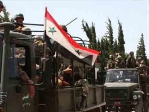 حومه غربی ادلب سوریه سقوط کرد