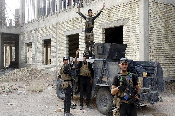 آزادسازی منطقه مشیهیده در الرمادی