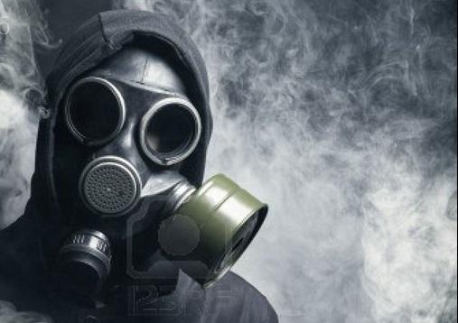 حمله شیمیایی داعش به الانبار