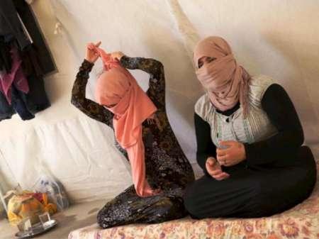داعش دختربچه های ایزدی را 165 دلار می فروشد