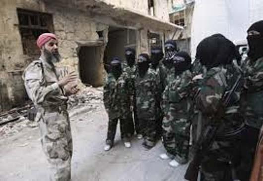 بازداشت 9 داعشی در مقدونیه