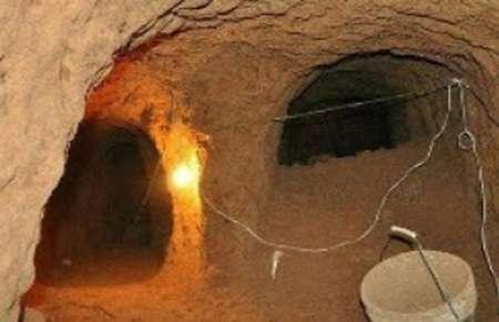 شناسایی و انهدام  تونل یک کیلومتری داعش در فلوجه