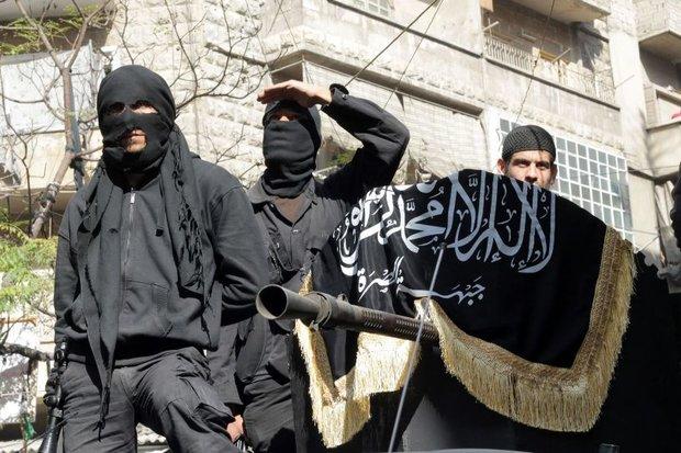 حمله خمپارهای تکفیریها به منطقه «جوبر»